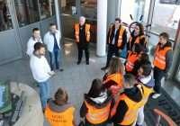 Wizyta studentów UJW w Sitech Sp. z o.o.