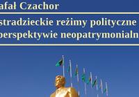 Wyjątkowa książka prof. nadzw. dra hab. Rafała Czachora
