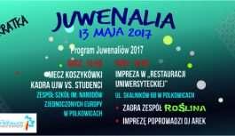 Juwenalia 2017 – KROPKI vs KRATKA – już 13 maja!