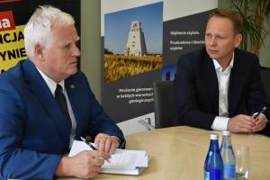Podpisanie umowy partnerskiej pomiędzy UJW aspółką PeBeKa
